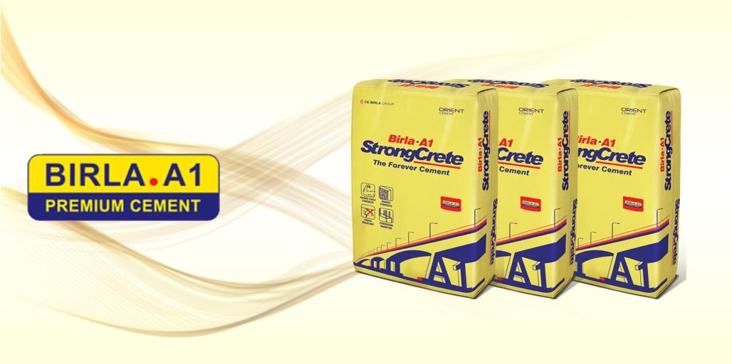 Birla A1 StrongCrete Cement