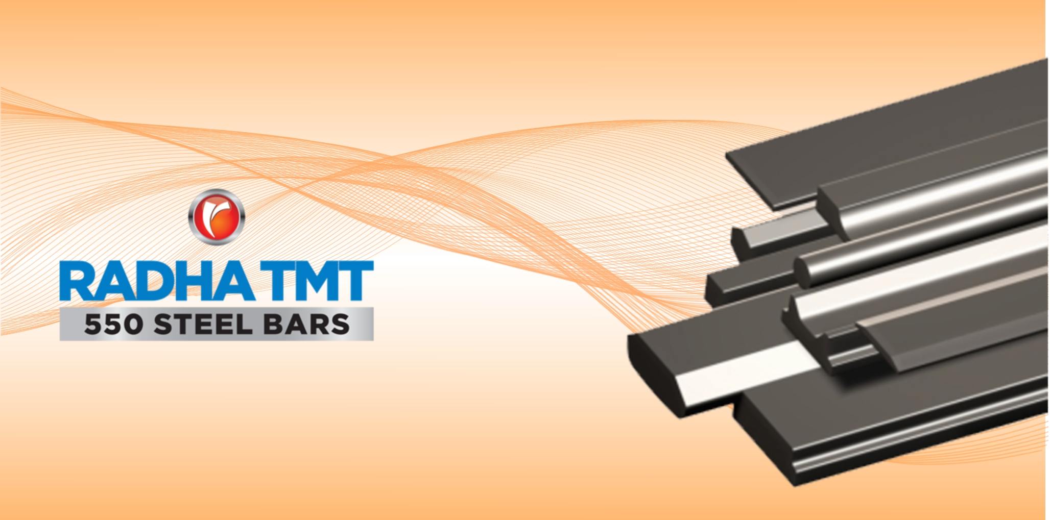 Radha TMT Steel Bars