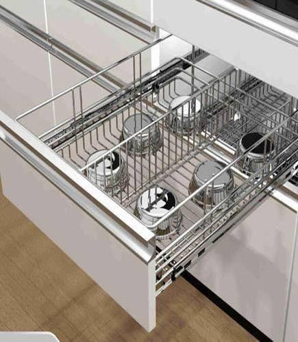 ebco modular kitchen basket